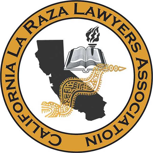 La Raza Lawyers of California Logo