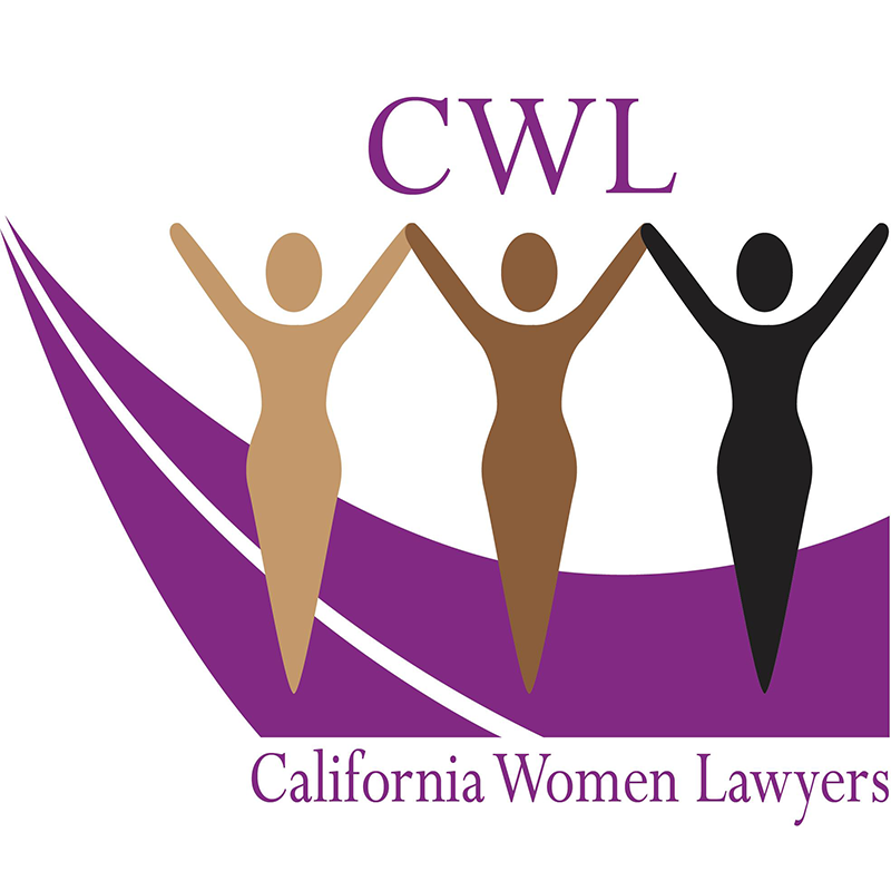 California Women Lawyers (CWL) Logo