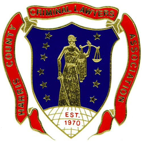 HCCLA - Harris County Criminal Lawyers Association Logo
