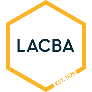 LACBA - Los Angeles County Bar Association Logo