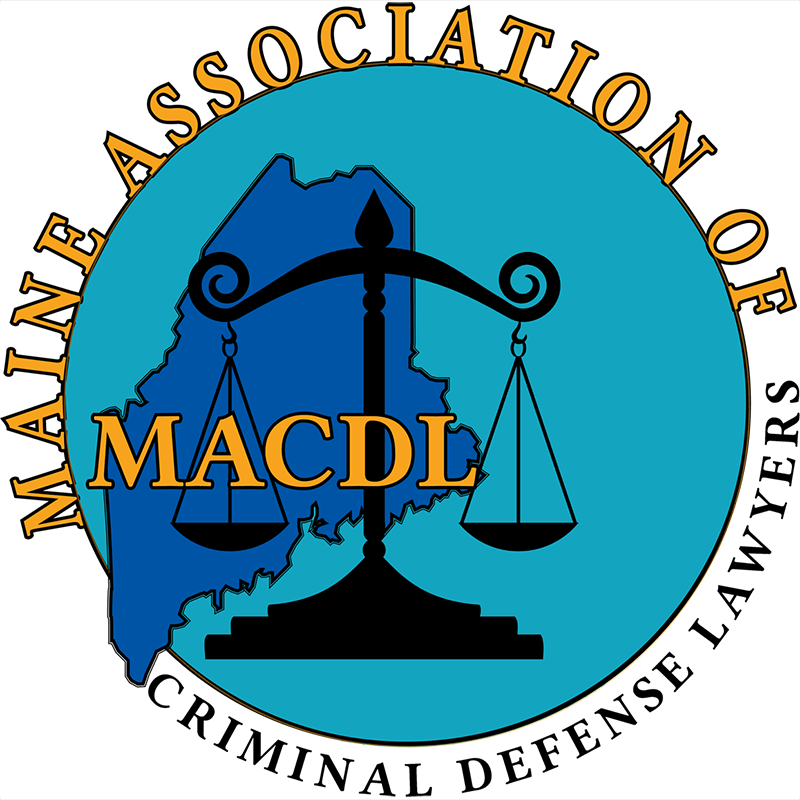 MACDL - Maine Association of Criminal Defense Lawyers Logo