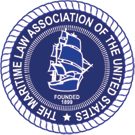 Maritime Law Association of the United States (MLA) Logo