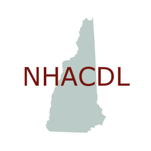 NHACDL - New Hampshire Association of Criminal Defense Lawyers Logo