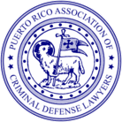 PRACDL - Puerto Rico Association of Criminal Defense Lawyers Logo