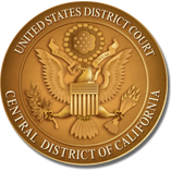 United States District Court - Central District of California Logo