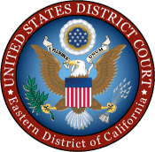 United States District Court - Eastern District of California Logo