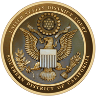 United States District Court - Southern District of California Logo