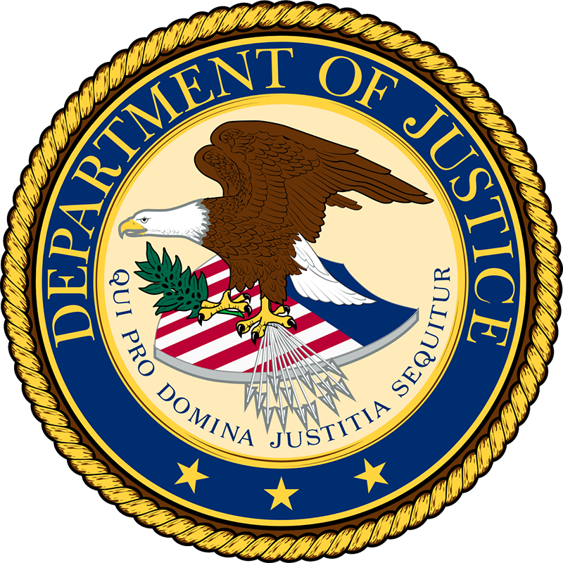 United States Attorney General Logo